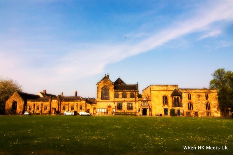 Palace Green Library, Durham University