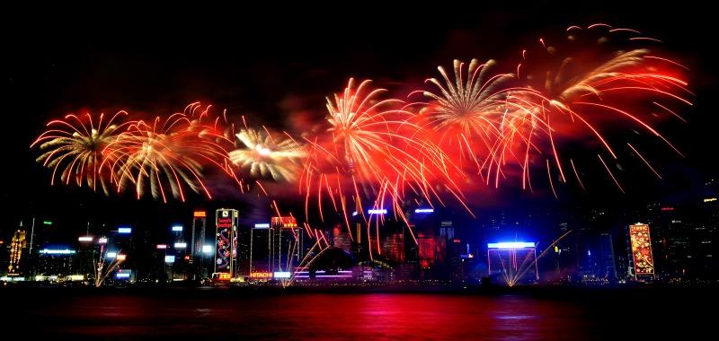 CHINA-HONG KONG-CELEBRATION-CHINESE NEW YEAR